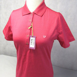 Peter Millar Strawberry S/S Golf Polo Shirt